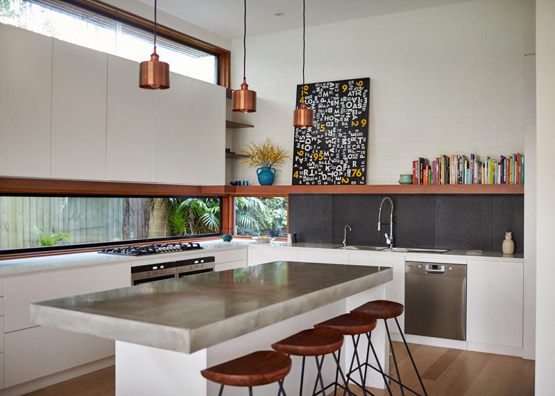 cocina de concreto 12