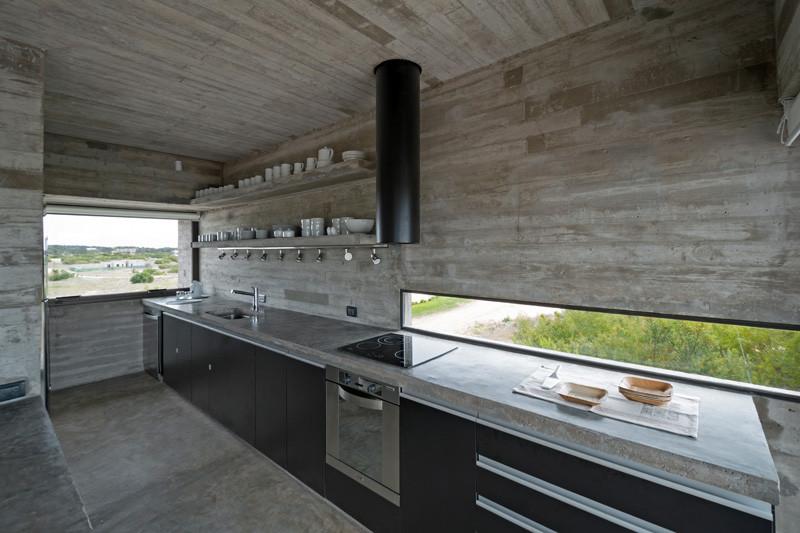 cocina de concreto 13