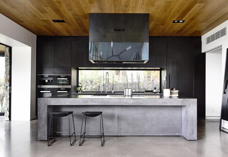 cocina de concreto 15