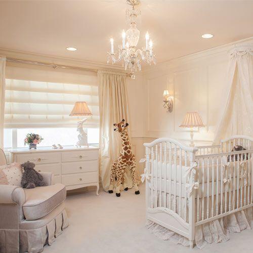 30 ideas en colores neutros para decorar el cuarto del bebe ...