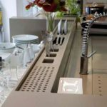 12 ideas de escurridores de platos modernos y funcionales 01