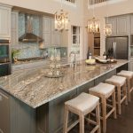15 ideas para montar tu cubierta de granito en la cocina 01