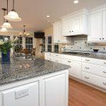 15 ideas para montar tu cubierta de granito en la cocina 03