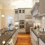 15 ideas para montar tu cubierta de granito en la cocina 07