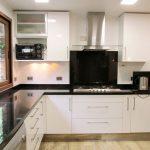 15 ideas para montar tu cubierta de granito en la cocina 12