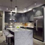 15 ideas para montar tu cubierta de granito en la cocina 13