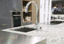 15 ideas para montar tu cubierta de granito en la cocina 14