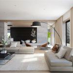 20 opciones de sofas minimalistas para tu sala de estar con estilo 08