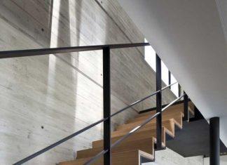 21 ideas escaleras de madera 05
