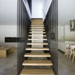 21 ideas escaleras de madera 13