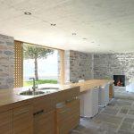 25 Diseños de Cocinas Abiertas ideales para tu hogar 06