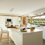 25 Diseños de Cocinas Abiertas ideales para tu hogar 09