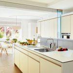 25 Diseños de Cocinas Abiertas ideales para tu hogar 14
