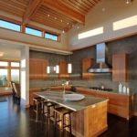 25 Diseños de Cocinas Abiertas ideales para tu hogar 15