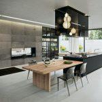 25 Diseños de Cocinas Abiertas ideales para tu hogar 19