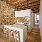 25 Diseños de Cocinas Abiertas ideales para tu hogar 20