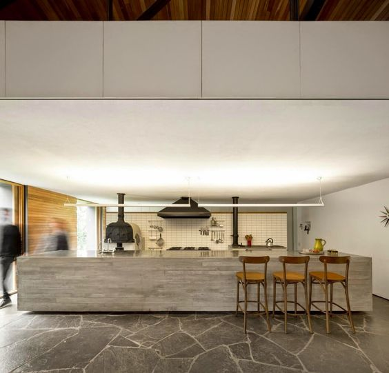 25 dise os de cocinas abiertas ideales para tu hogar 22 for Disenos cocinas abiertas