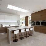 25 Diseños de Cocinas Abiertas ideales para tu hogar 23