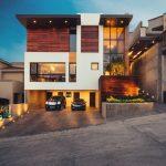 30 fachadas modernas y minimalistas que sin duda destacarían a tu casa de la de tus vecinos 06