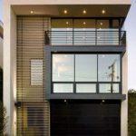 30 fachadas modernas y minimalistas que sin duda destacarían a tu casa de la de tus vecinos 07