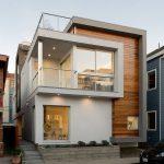 30 fachadas modernas y minimalistas que sin duda destacarían a tu casa de la de tus vecinos 10
