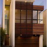 30 fachadas modernas y minimalistas que sin duda destacarían a tu casa de la de tus vecinos 11