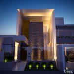 30 fachadas modernas y minimalistas que sin duda destacarían a tu casa de la de tus vecinos 16