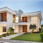 30 fachadas modernas y minimalistas que sin duda destacarían a tu casa de la de tus vecinos 17