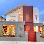 30 fachadas modernas y minimalistas que sin duda destacarían a tu casa de la de tus vecinos 18