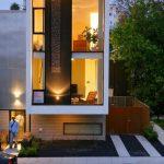 30 fachadas modernas y minimalistas que sin duda destacarían a tu casa de la de tus vecinos 20