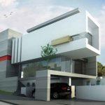 30 fachadas modernas y minimalistas que sin duda destacarían a tu casa de la de tus vecinos 21