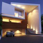 30 fachadas modernas y minimalistas que sin duda destacarían a tu casa de la de tus vecinos 30