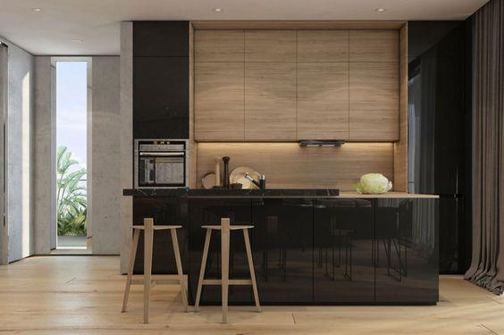 23 ideas para lograr esa combinacion perfecta en tu cocina