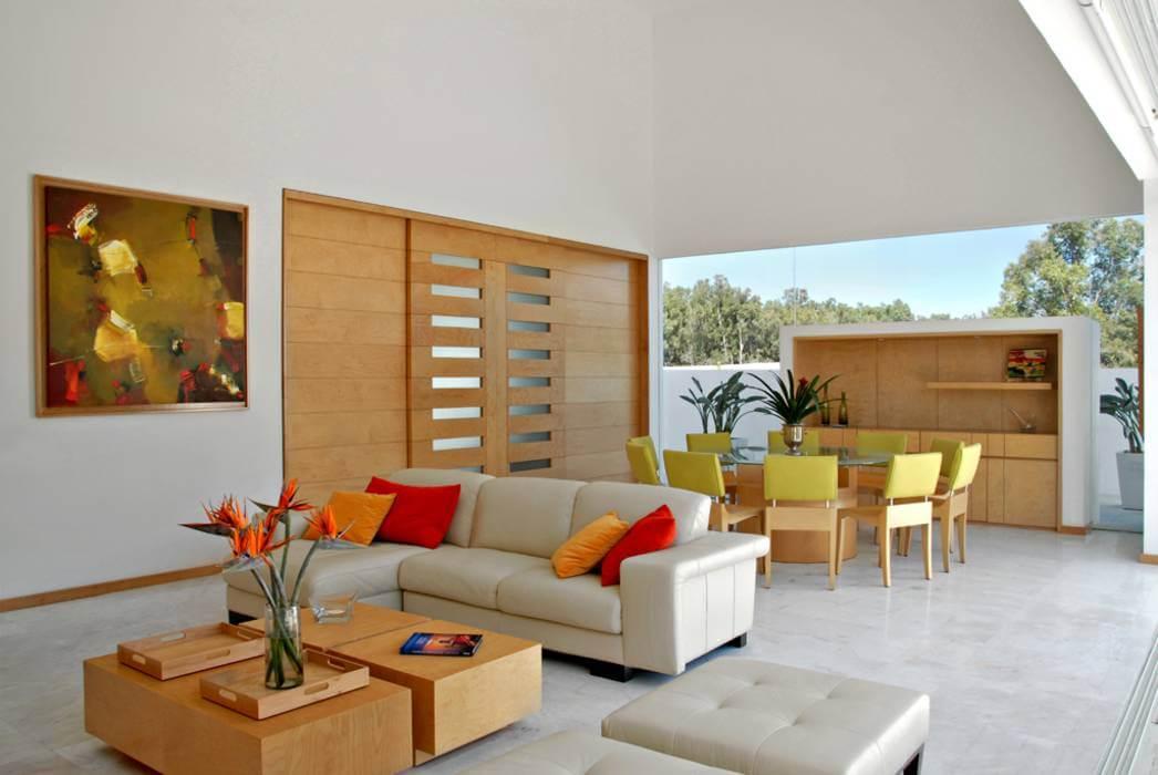 Casa m contemporanea arquitectura para esta casa for Casa de diseno guadalajara