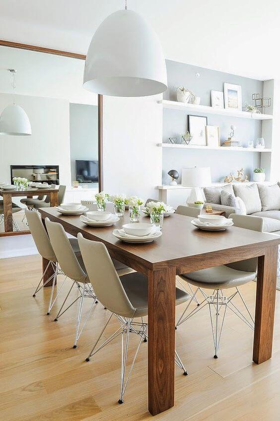 32 comedores con estilo interiores 10 interiores for Comedores con estilo
