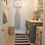36 ideas para decorar y organizar tu cuarto de lavado - 05