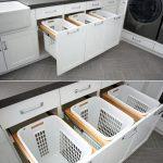 36 ideas para decorar y organizar tu cuarto de lavado - 11