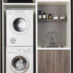 36 ideas para decorar y organizar tu cuarto de lavado - 14