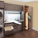 36 ideas para decorar y organizar tu cuarto de lavado - 20