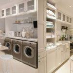 36 ideas para decorar y organizar tu cuarto de lavado - 27