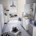36 ideas para decorar y organizar tu cuarto de lavado - 28