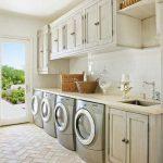 36 ideas para decorar y organizar tu cuarto de lavado - 30