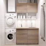 36 ideas para decorar y organizar tu cuarto de lavado - 33