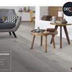 35 ideas de aplicación de pisos de madera laminada (11)
