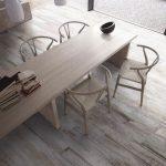 35 ideas de aplicación de pisos de madera laminada (17)