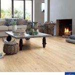 35 ideas de aplicación de pisos de madera laminada (18)