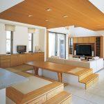 35 ideas de aplicación de pisos de madera laminada (20)