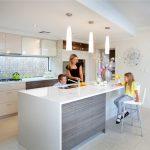 35 ideas de aplicación de pisos de madera laminada (22)