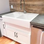 35 ideas de aplicación de pisos de madera laminada (23)