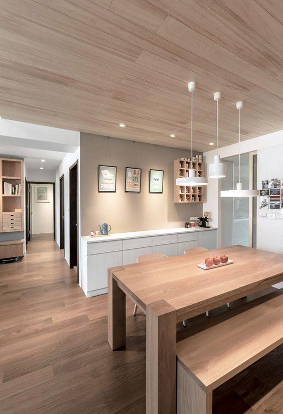 35 ideas de aplicaci n de pisos de madera laminada - Aplicaciones para buscar piso ...